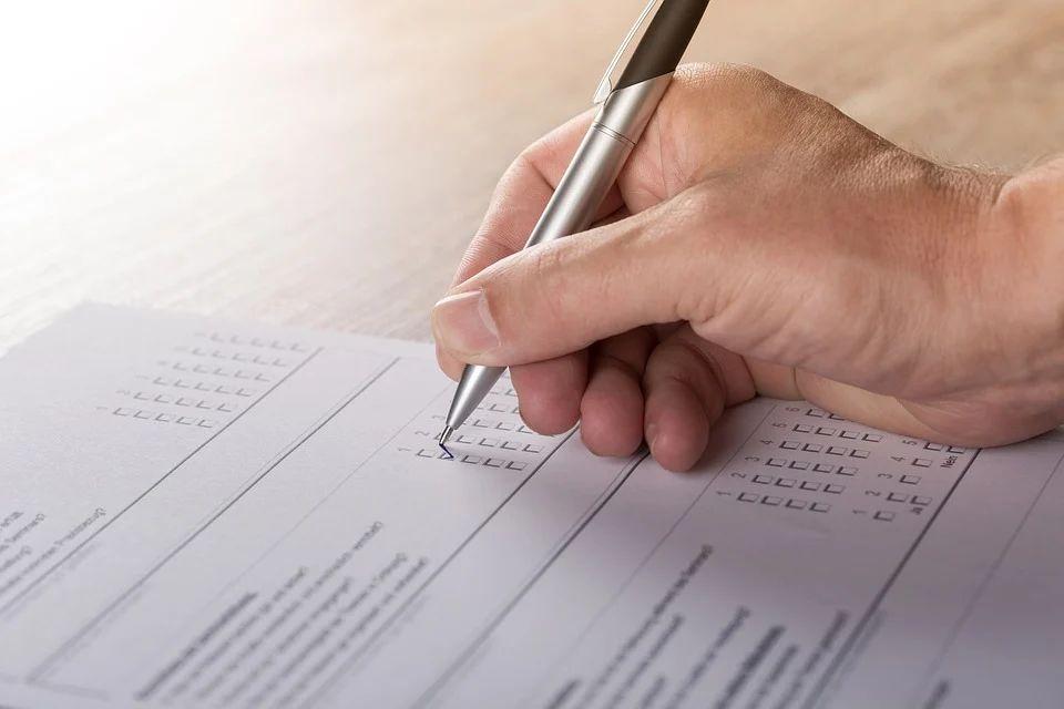 Fragebogen Mitarbeiterbefragung